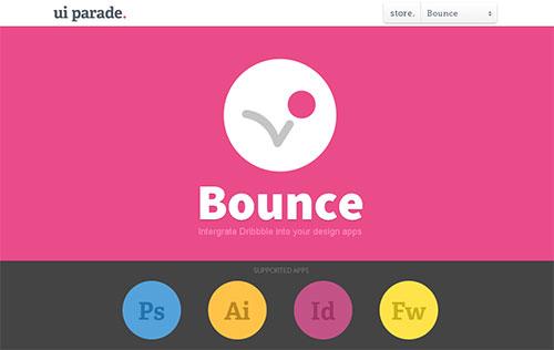 Bounce插件