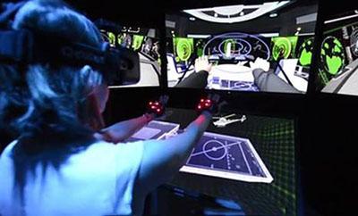 VR应用行业