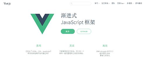 Vue.js前端框架