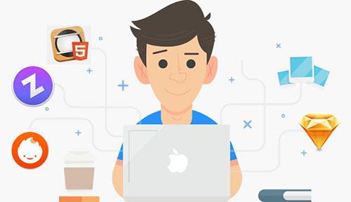 网页UI设计师前景